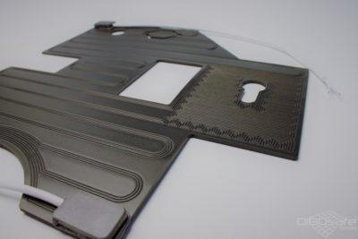 Musterplatten Sonderformen